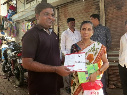 mMitra helps reduce maternal and infant deaths