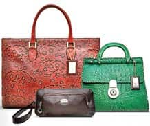 Bagging the luxury market