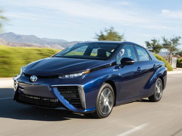 Toyota's new fund shares a name with its hydrogen-powered sedan (pictured above). Image via Tech in Asia