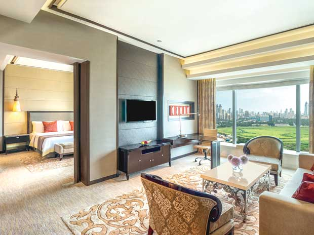 St. Regis marches into Mumbai