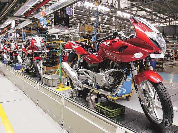 Bajaj may rev up plant to meet sales spike