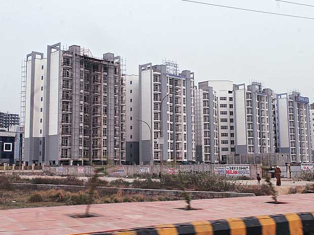 Buy property in resale market to eliminate risk of delay