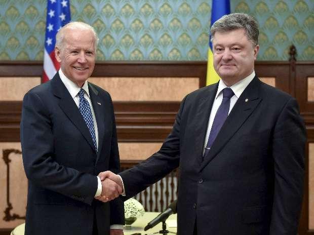 Petro Poroshenko, Joe Biden, Kiev, Ukraine