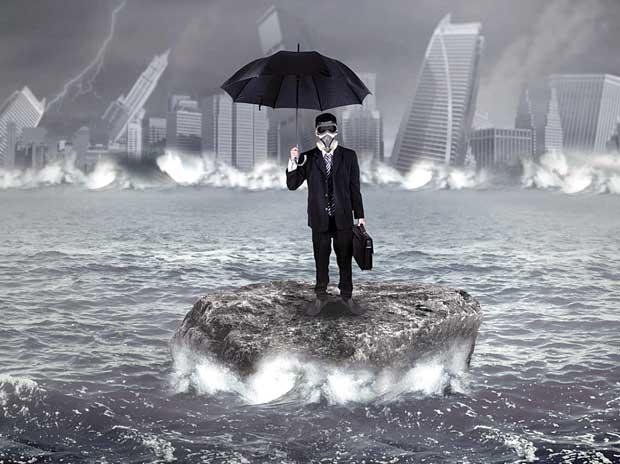 Wading into a crisis