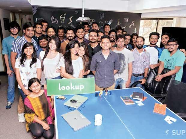 Deepak Ravindran Lookup, Innoz and Smsgyaan team
