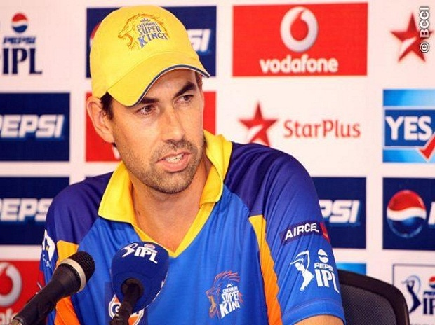 Stephen Fleming  (Photo: Offical Twitter Handle of IPL)