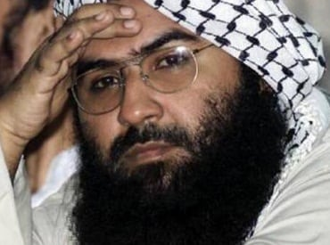 Jaish leader Masood Azhar held for Pathankot attack