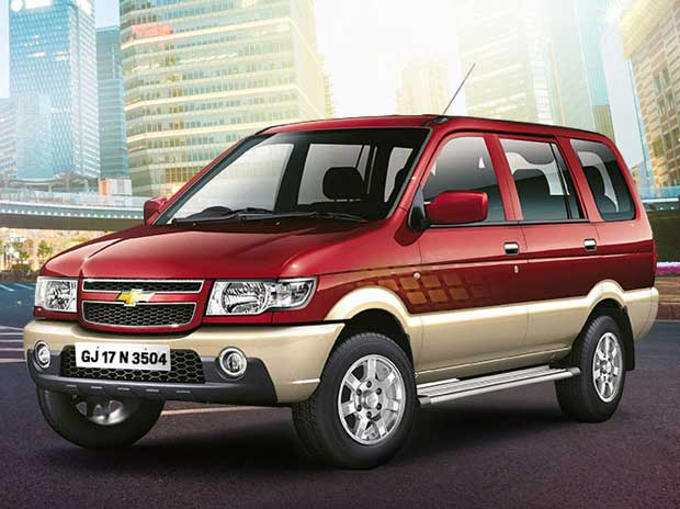 End of the road for Chevrolet Tavera?
