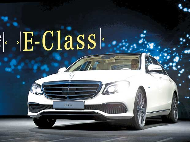 Mercedes-Benz E-Class All-Terrain launched at Rs. 75 lakh