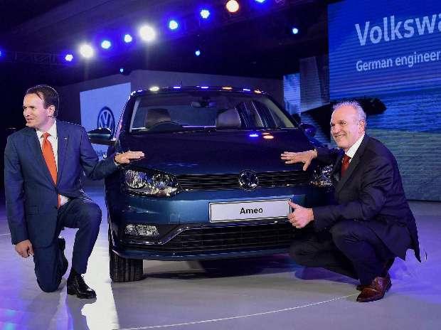Volkswagen, Ameo