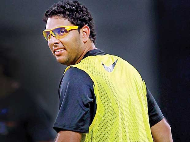 Yuvraj Singh: Play, pause and replay