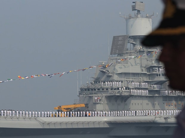 Synergy between friendly navies