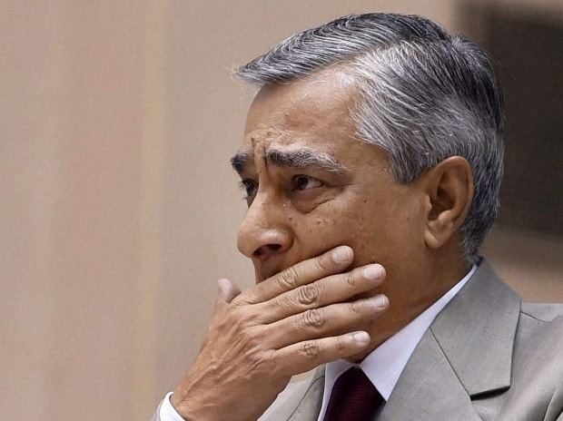 Chief Justice of India TS Thakur  during his speach at the inauguration of  Joint Conference of Chief Ministers and Chief Justices at Vigyan Bhavan in New Delhi