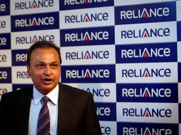 Anil Ambani, owner of Reliance Infra
