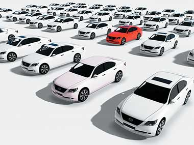Car sales hit the slow lane in May