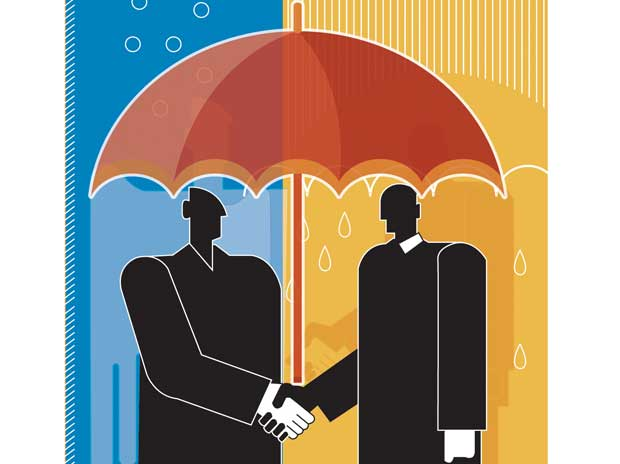 HDFC Ergo buys L&T Insurance for Rs 551 crore