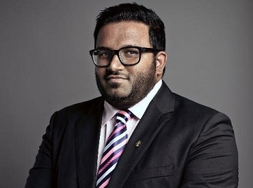 Ahmed Adeeb Photo: Twitter