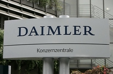 Daimler to unveil long-distance electric car in October