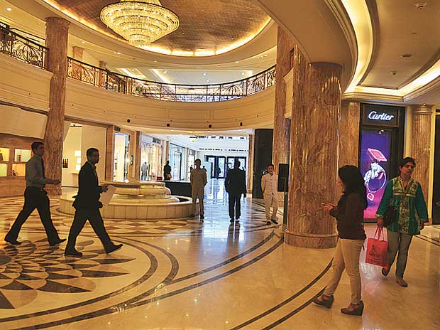 Luxe malls catch realty developers' fancy