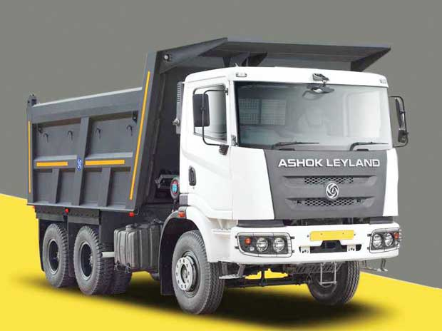 Ashok Leyland expects good growth in Q4,  says CFO