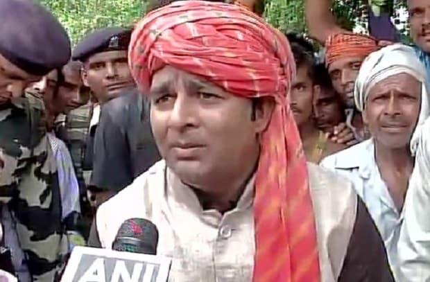 Sangeet Som, BJP MLA from Sardhana
