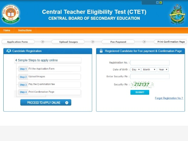 Ctet 2018 Online Application Delayed To Release Soon At Ctetc