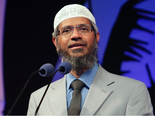 Zakir Naik (Photo credit: Wikipedia)