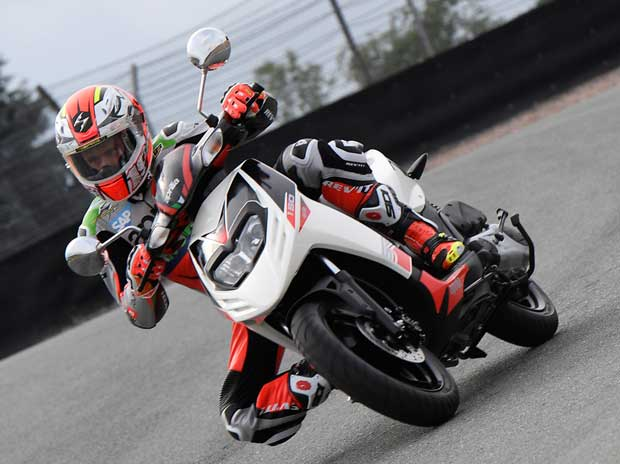 Piaggio mixes it up with Aprilia
