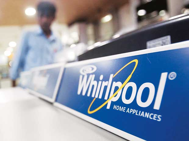 Whirlpool Q1 net rises 23% to Rs 1.63 bn; total income stands at Rs 16.9 bn