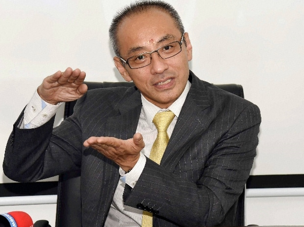 Yoichiro Ueno, President and CEO, Honda Cars India
