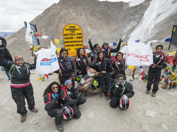 TVS Himalayan Highs Season 2 Enters India Book of Records