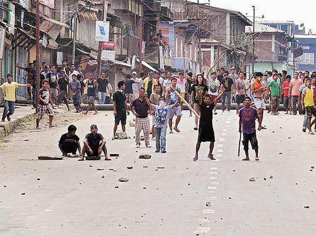 Manipur's young moving ahead in this isle of turbulence
