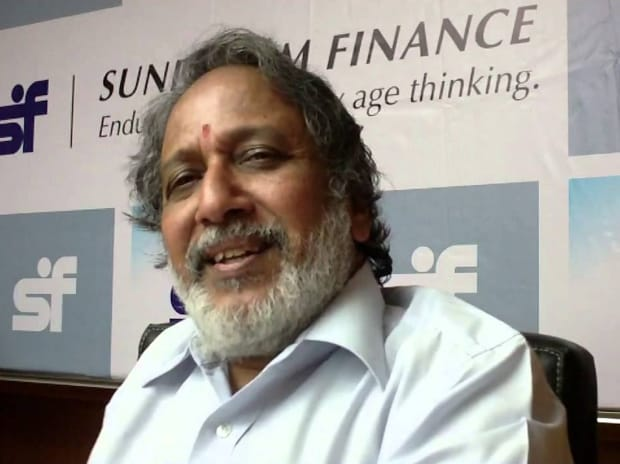 T T Srinivasaraghavan, Managing Director, Sundaram Finance Ltd  You Tube