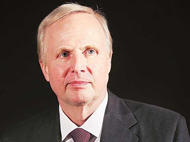 Bob Dudley, chief executive, BP Group