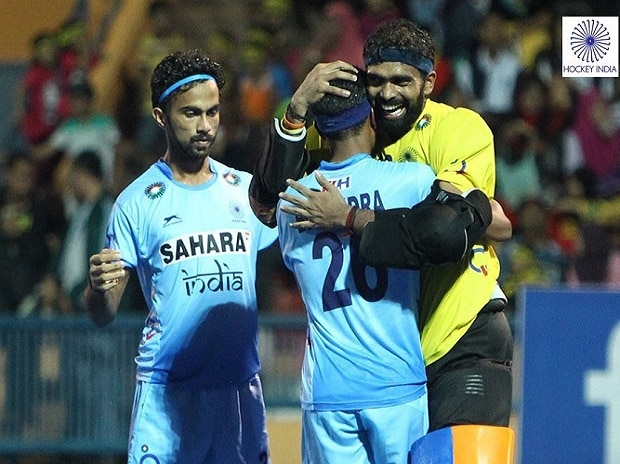 Getting back to rhythm tough, but we have time until Olympics: Sreejesh