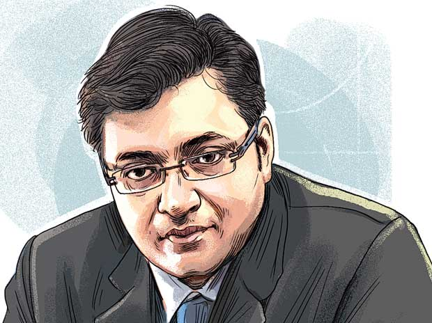 Newsmaker: Arnab Goswami