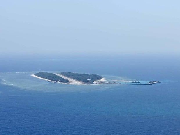 South China Sea (Reuters)