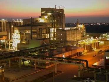 Ineos Styrolution's Altamira copolymer plant in Mexico