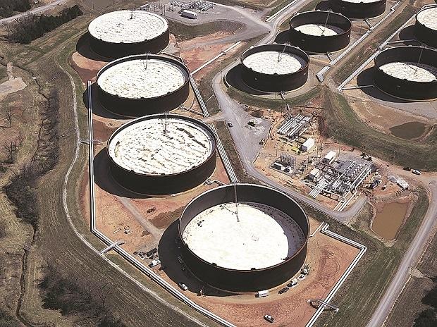 Oil, Opec, Cushing, West Texas Intermediate crude