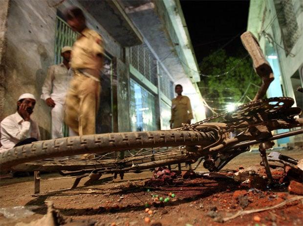 Malegaon blast 2016. Photo: Reuters