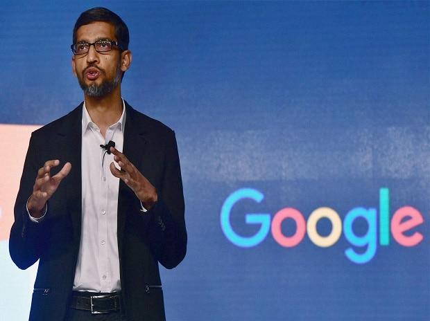 Sundar Pichai, Google