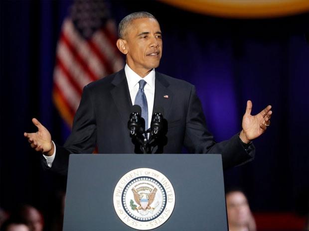 Barack Obama, US President, farewell speech, obama speech