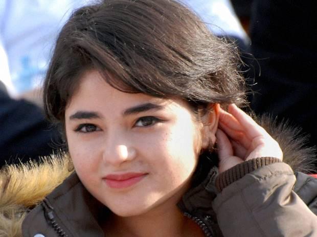 Zaira - a girl before her time