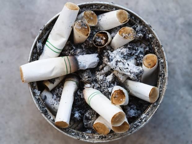 Nicotine, Gregor Hens, cigarette, smoking,