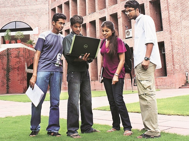 IIM-Ahmedabad, students