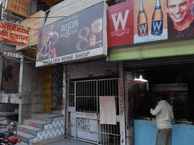 Liquor/Pan shops