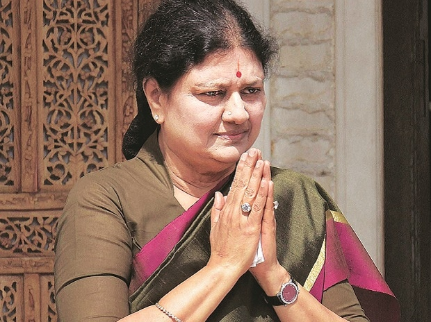 V K Sasikala's health condition is stable, says Bengaluru hospital