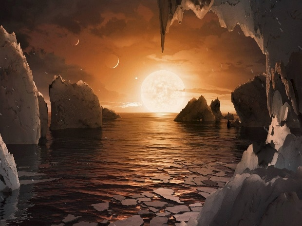 Water found on exoplanet for the first time