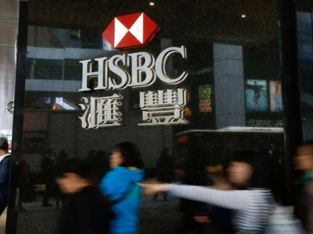HSBC Holdings Pic, Hong Kong, Europe