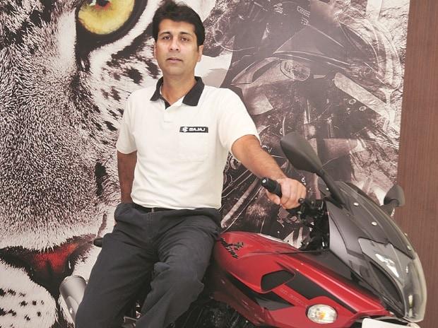 bajaj, bike, Rajiv